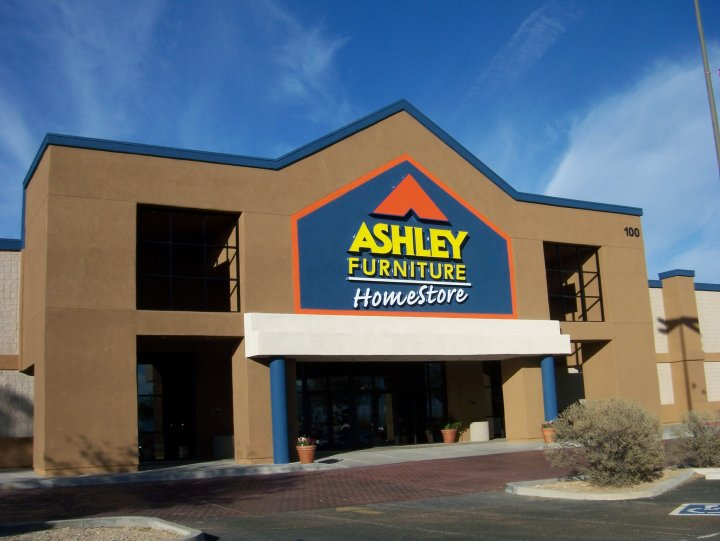 Ashley Furniture Home Store Bfl Construction