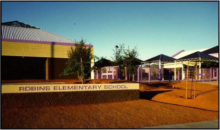 Mary Louise Robins Elementary School | BFL Construction
